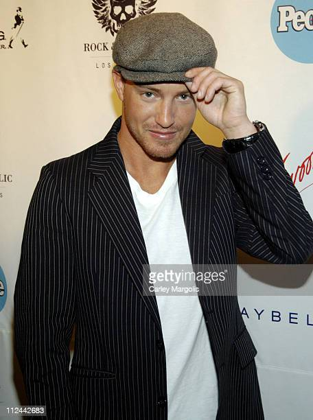 Lane Garrison during People En Espanol's 5th Annual 50 Most Beautiful Gift Suite Day 1 at Tribeca Grand Hotel in New York City New York United States
