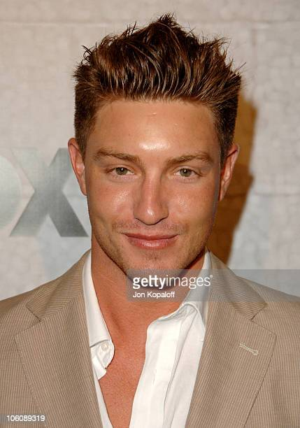 Lane Garrison during Prison Break End of Season Screening Party at Fox Lot in Los Angeles California United States