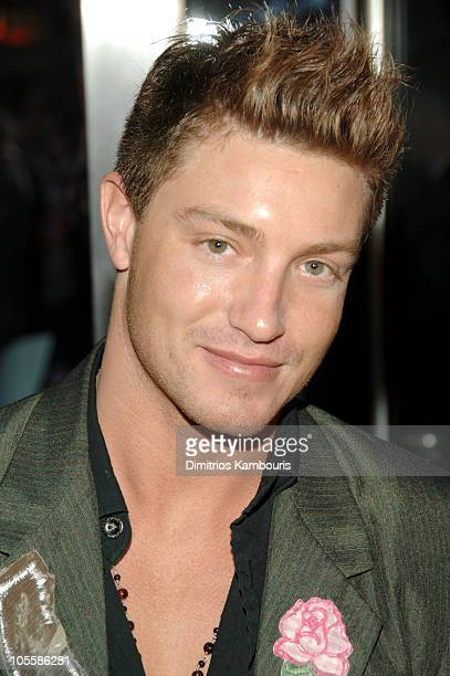 Lane Garrison during Scary Movie 4 New York Premiere Inside Arrivals at Loews Lincoln Square in New York City New York United States