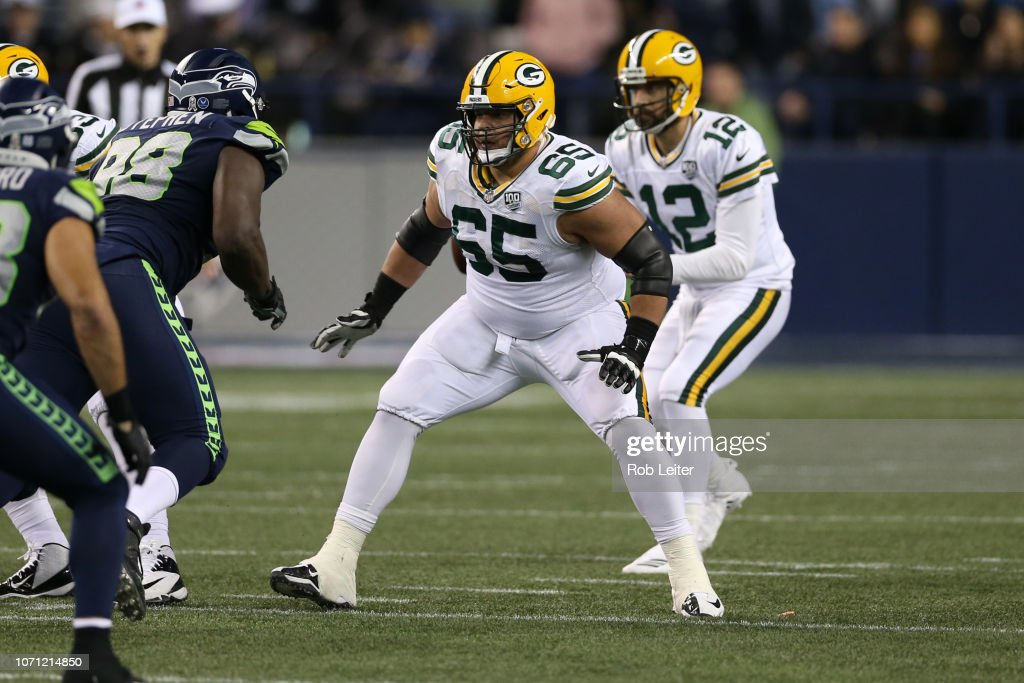 Green Bay Packers v Seattle Seahawks : News Photo