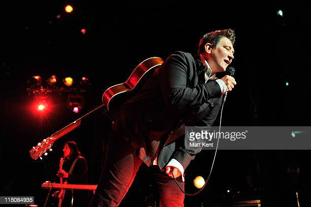 D Lang performs at the Royal Festival Hall on June 2 2011 in London England