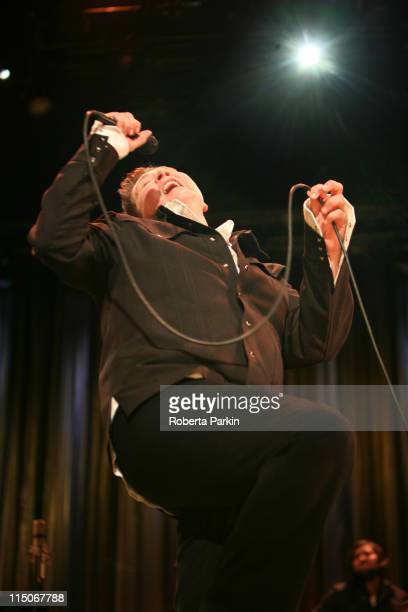 Lang performs on stage at the Royal Festival Hall on June 2 2011 in London United Kingdom