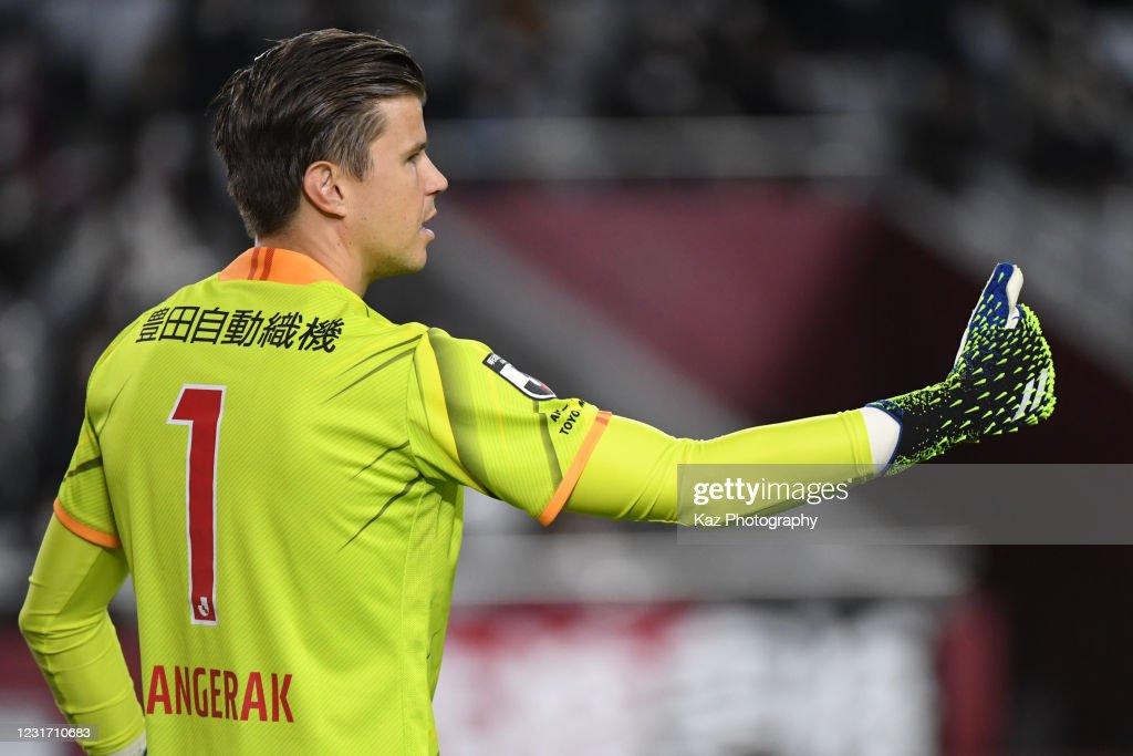 Vissel Kobe v Nagoya Grampus - J.League Meiji Yasuda J1 : Nieuwsfoto's