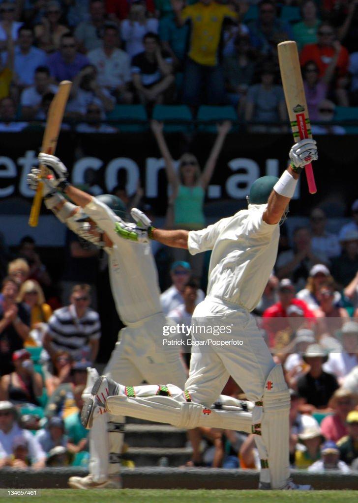 Australia v England, 5th Test, Sydney, Jan 07 : News Photo