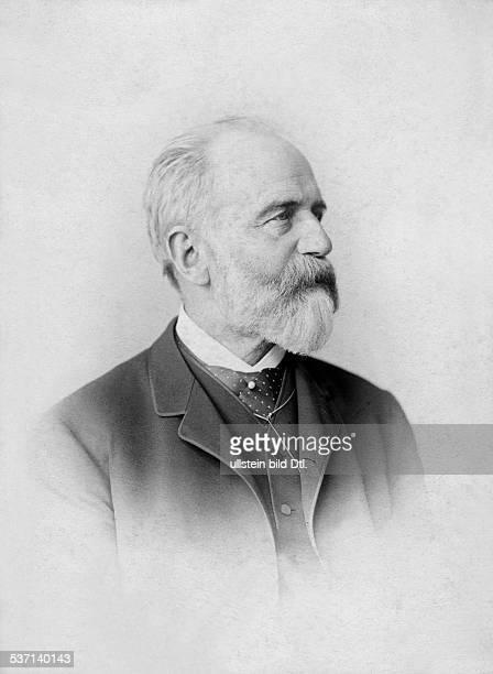 Langerhans Paul Politician doctor Germany Portrait Photographer Julius Braatz 1889 Vintage property of ullstein bild
