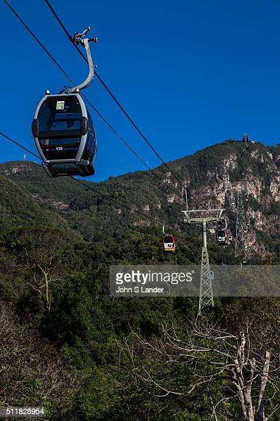Langkawi Cable Car, known locally as SkyCab is the steepest cable car ride on earth. It takes passengers up to Mount Machinchang. The view of the...