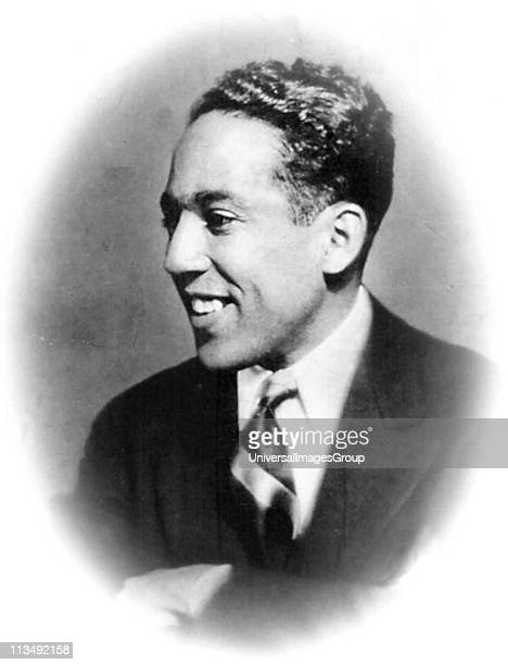 Langston Hughes African American/Caucasian poet, playwright writer and columnist.