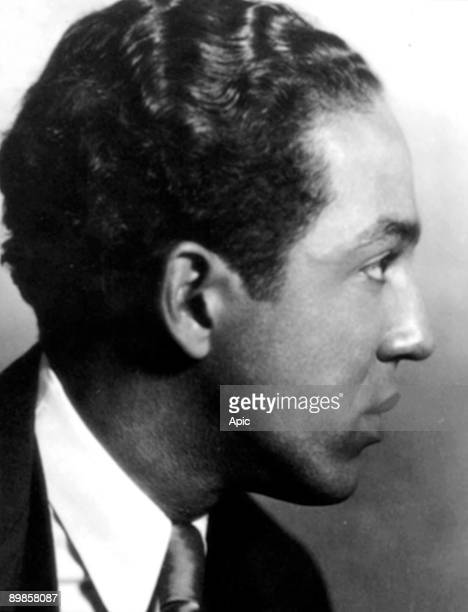 Langston Hughes american poet novelist and playwright here in 1943
