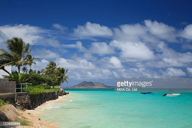 Lanikai Beach, Hawaii, U.S.A.