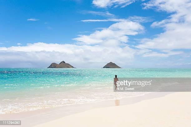 Lanikai beach kailua hawaii