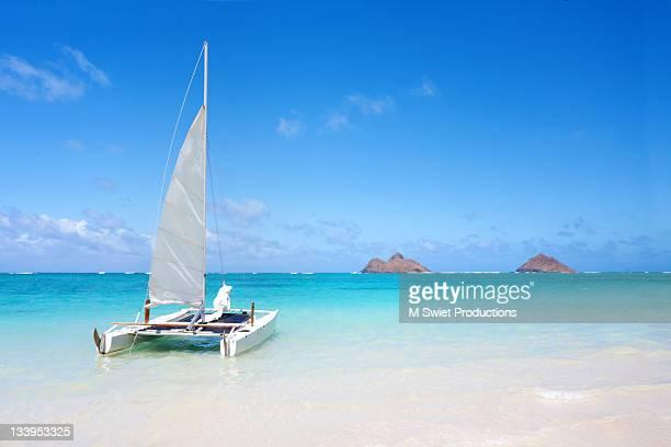 Lanikai sail
