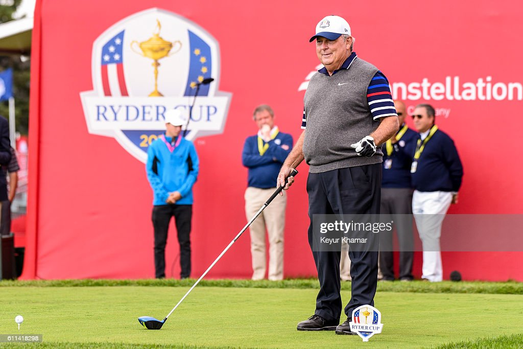 2016 Ryder Cup - Captains Matches