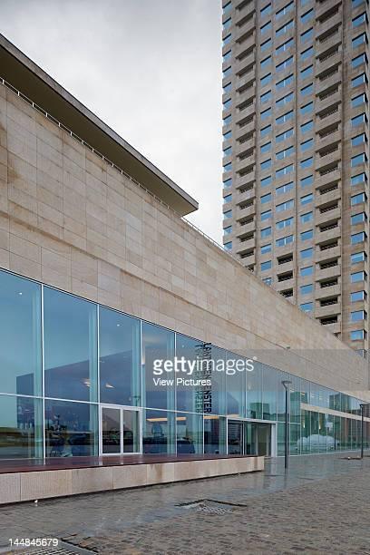 Lantaren Venster Wilhelminapier Rotterdam Zuidholland Netherlands Architect Alvaro Siza / Buro M2R Lantaren Venster Alvaro Siza/Adp Architecten/Buro...