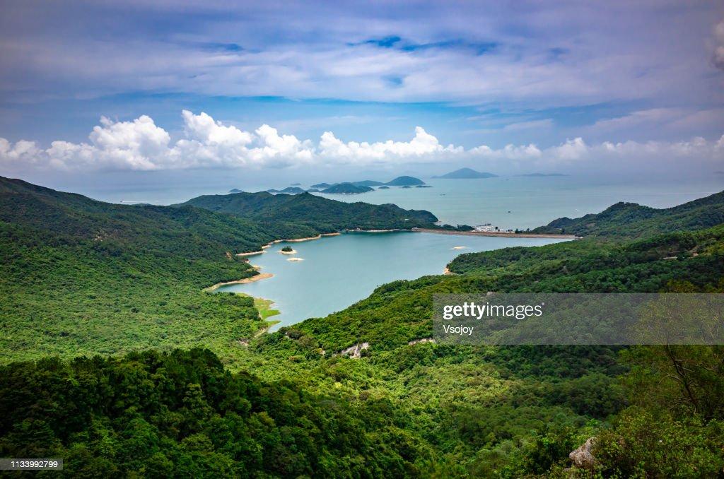 Lantau Island II, Hong Kong : Stock Photo