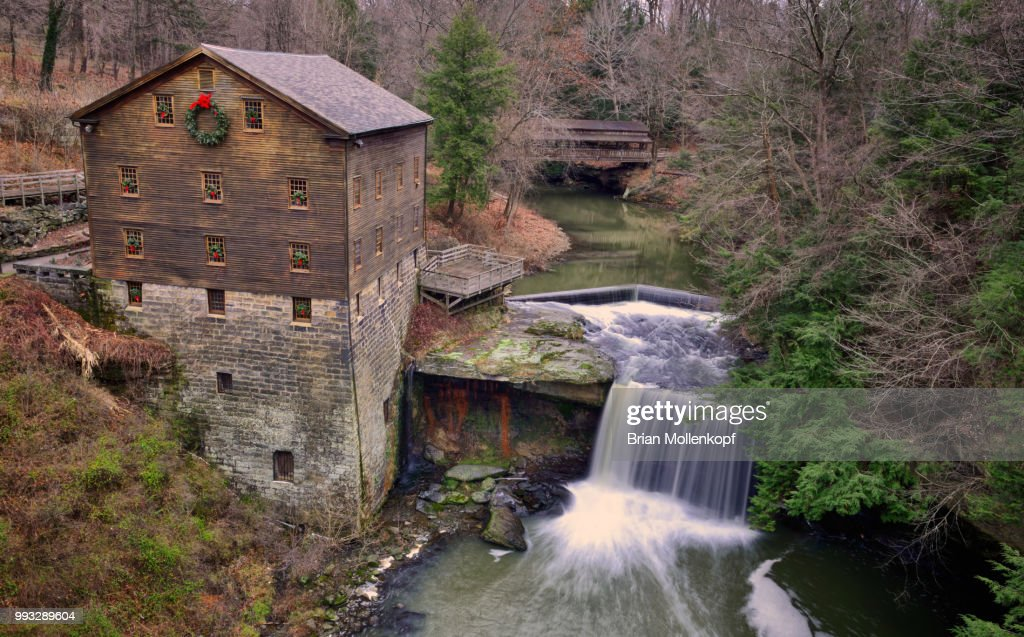 Lantermans Mill Without Watermark Stock Photo - Getty Images