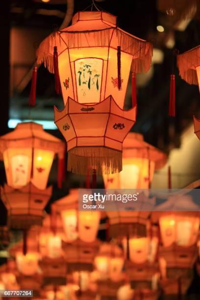 Lantern show of lantern festival