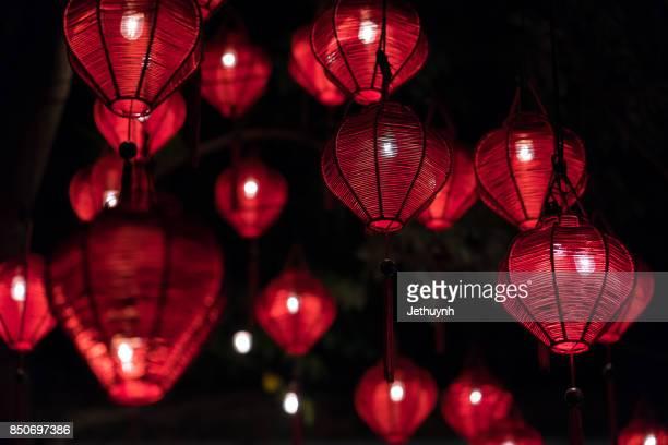 Lanterns in Hoi An city, Vietnam