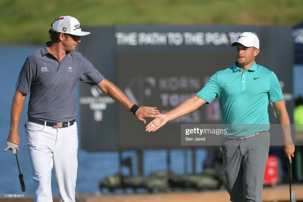 Korn Ferry Tour Championship presented by United Leasing & Finance : News Photo