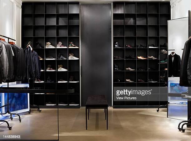 Lanvin Savile Row London W1 United Kingdom Architect Architecture Associes Lanvin Menswear Showroom Savile Row London Architecture Et Associes View...
