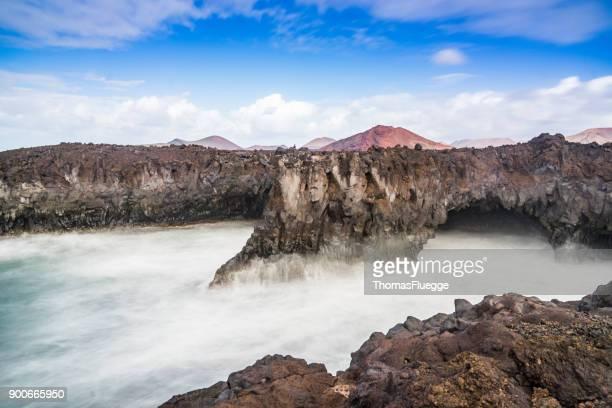 Lanzarote - Küste von de Janubio