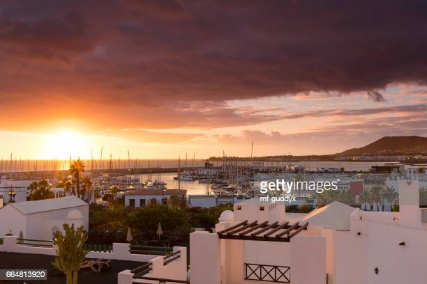 Lanzarote - Playa Blanca Harbour