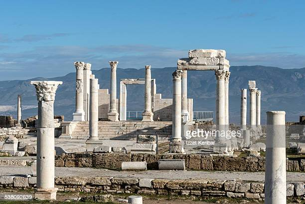 Laodicea Ancient City in Denizli, Turkey
