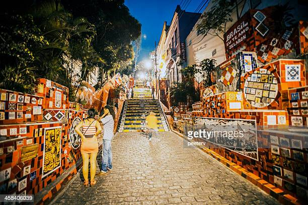 lapa stairs. - limpet stock photos and pictures