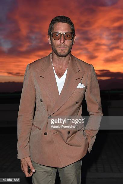 Lapo Edvard Elkann attends at the Mario Testino Exhibition Opening at the Pinacoteca Giovanni e Marella Agnelli on May 16 2014 in Turin Italy