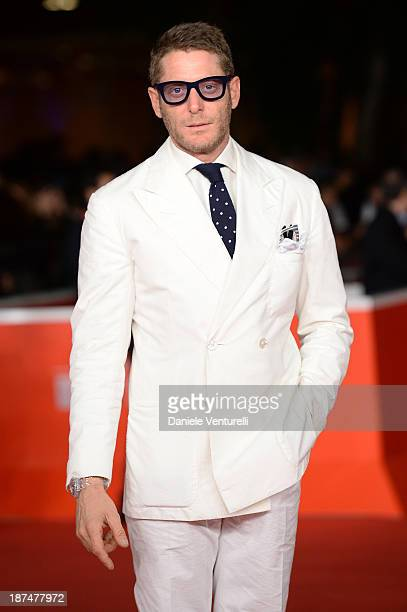 Lapo Elkann attends 'Dallas Buyers Club' Premiere during The 8th Rome Film Festival on November 9, 2013 in Rome, Italy.