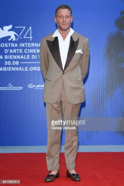 Lapo Elkann attends the Franca Sozzani Award during the 74th Venice Film Festival on September 1 2017 in Venice Italy