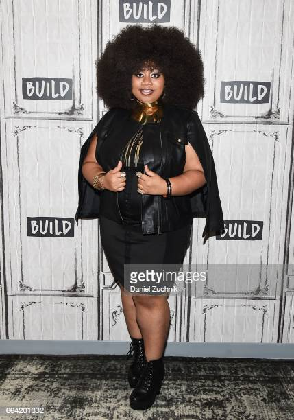 La'Porsha Renae attends the Build Series to discuss her new album 'Already All Ready' at Build Studio on April 3, 2017 in New York City.