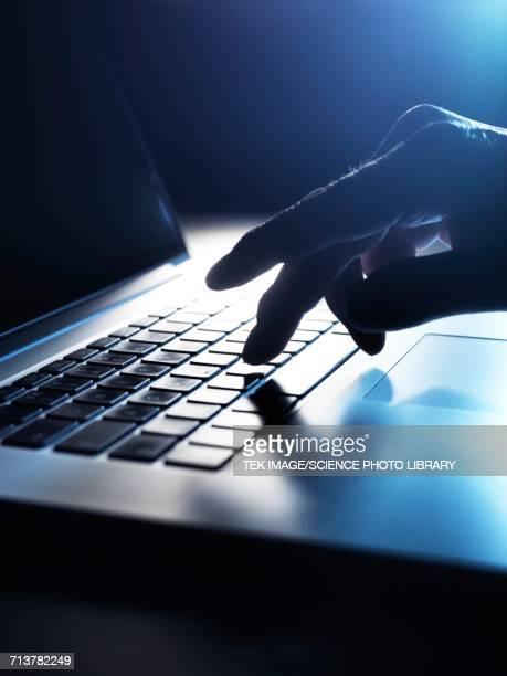 Laptop computer use