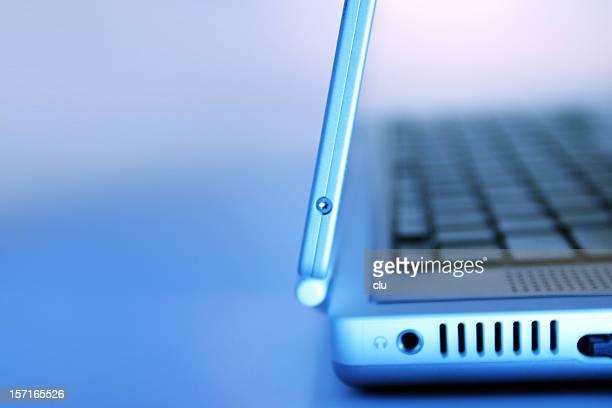 Laptop edge