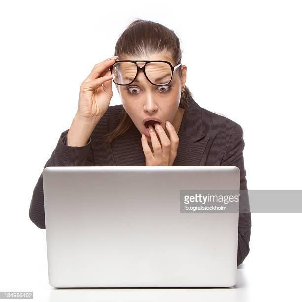 Laptop shock