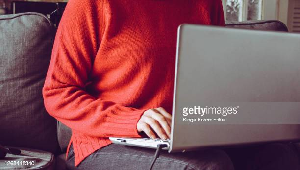 laptop user - womenswear stock pictures, royalty-free photos & images