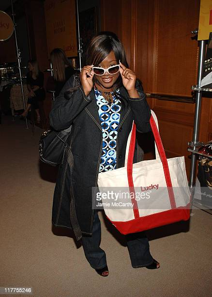 Laquisha Jones during The 4th Annual Lucky Club Day 1 at The RitzCarlton Central Park South in New York City New York United States