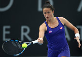 hobart australia lara arruabarrena spain plays