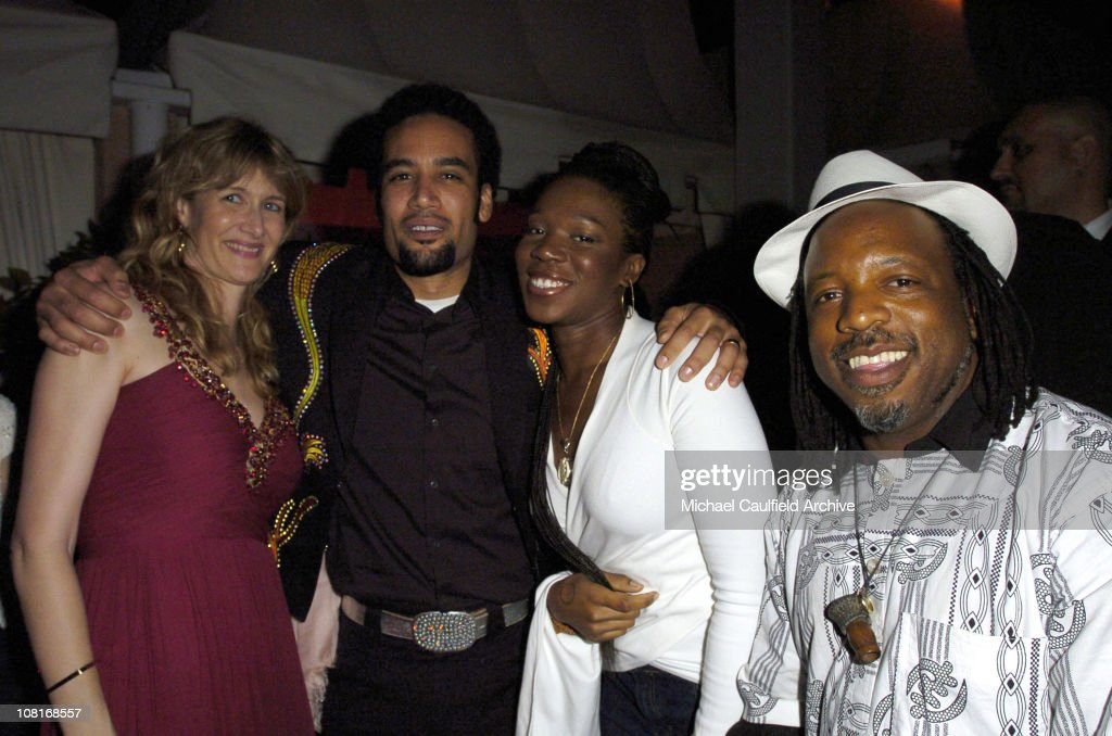 Lara Dern, Ben Harper, India.Arie and member of The Innocent Criminals