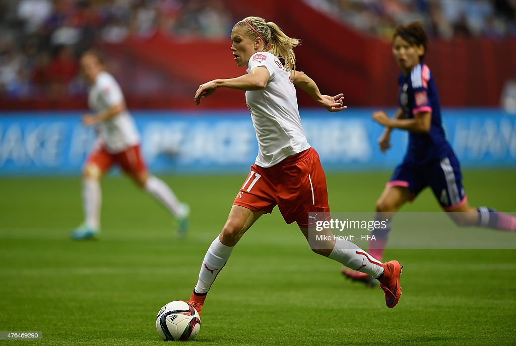 Japan v Switzerland: Group C - FIFA Women's World Cup 2015