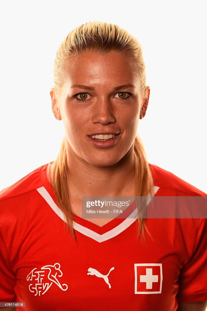 Switzerland Portraits - FIFA Women's World Cup 2015
