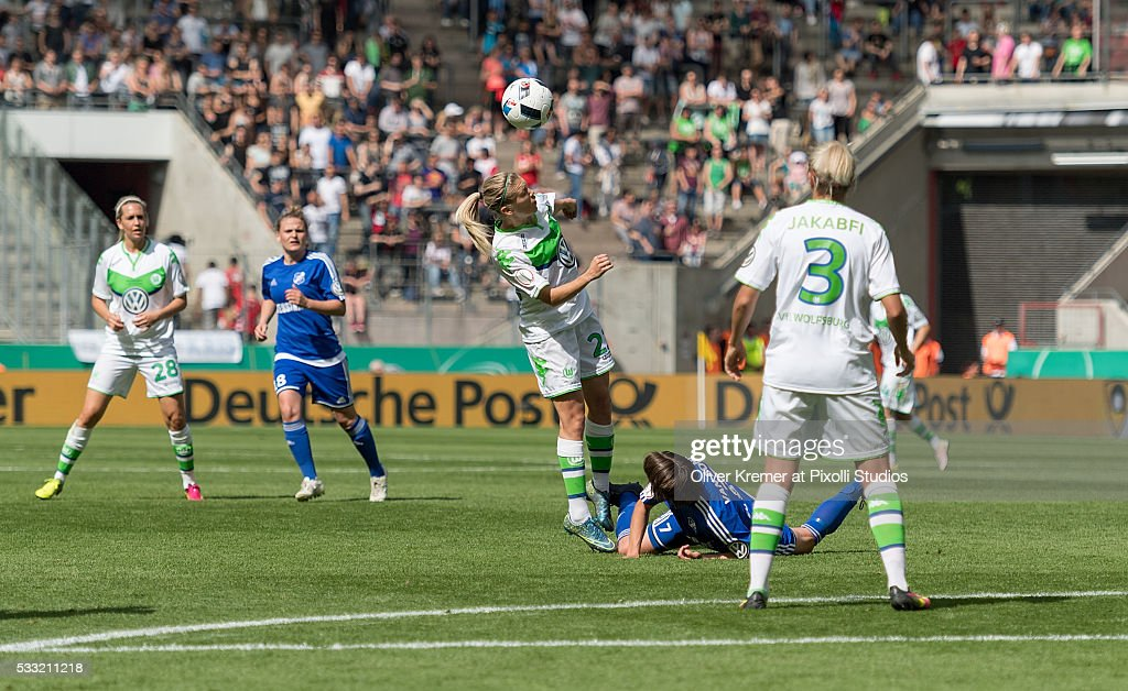 SC Sand v VfL Wolfsburg  - Women's DFB Cup Final 2016