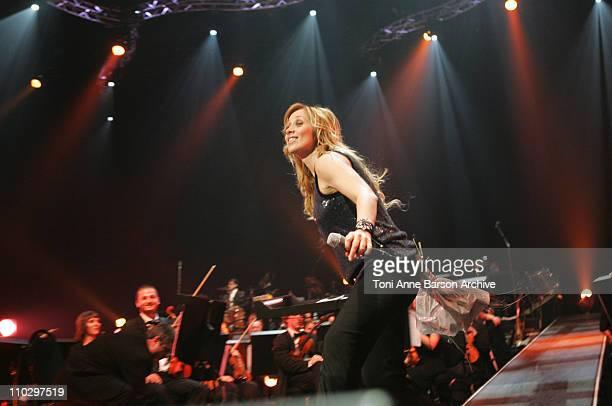 Lara Fabian during '2007 Night of the Proms' at Nikaia in Nice France