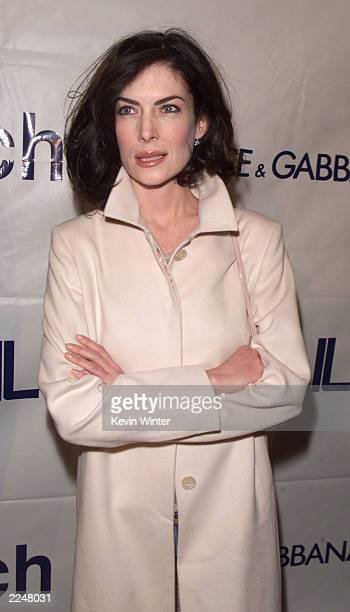Lara Flynn Boyle at the premiere of 'Snatch' at the Directors Guild Los Angeles Ca 1/18/01