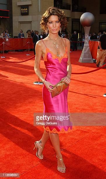 Lara Flynn Boyle during 2003 ESPY Awards Arrivals at Kodak Theatre in Hollywood California United States