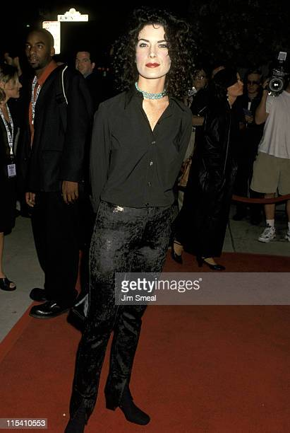 Lara Flynn Boyle during 'Afterglow' Los Angeles Premiere at Academy Theater in Beverly Hills California United States
