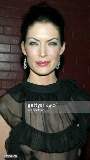 Lara Flynn Boyle during Entertainment Weekly's 1st Annual 'IT List' Party at Milk Studios in New York City New York United States