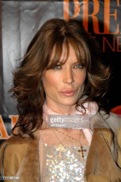 Lara Flynn Boyle during Premiere Magazine's The New Power at The Ivar Nightclub in Hollywood California United States