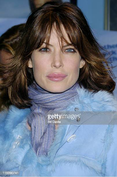 Lara Flynn Boyle during 'Stuck on You' New York Premiere at The Clearview Chelsea West Theater in New York City New York United States