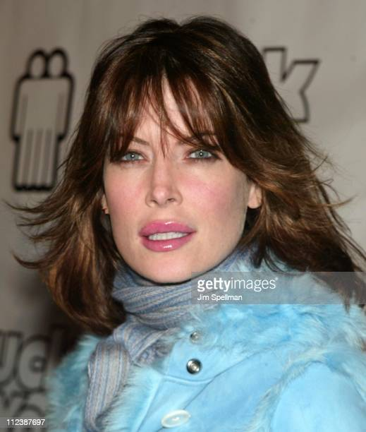 Lara Flynn Boyle during 'Stuck on You' New York Premiere Outside Arrivals at Clearview Chelsea West Theater in New York City New York United States