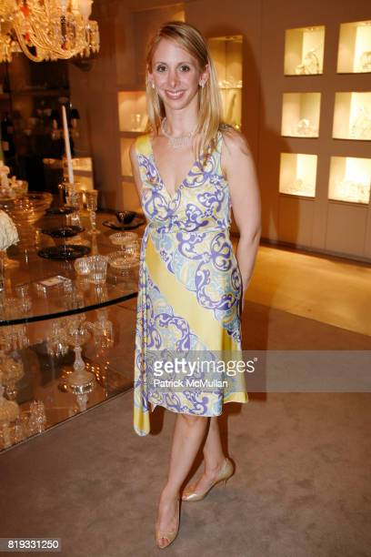 Lara Glazier attends Madison Avenue PLATINUM JEWELS IN BLOOM Benefitting CENTRAL PARK CONSERVANCY at 32 Jewelry Boutiques on April 8 2010 in New York...